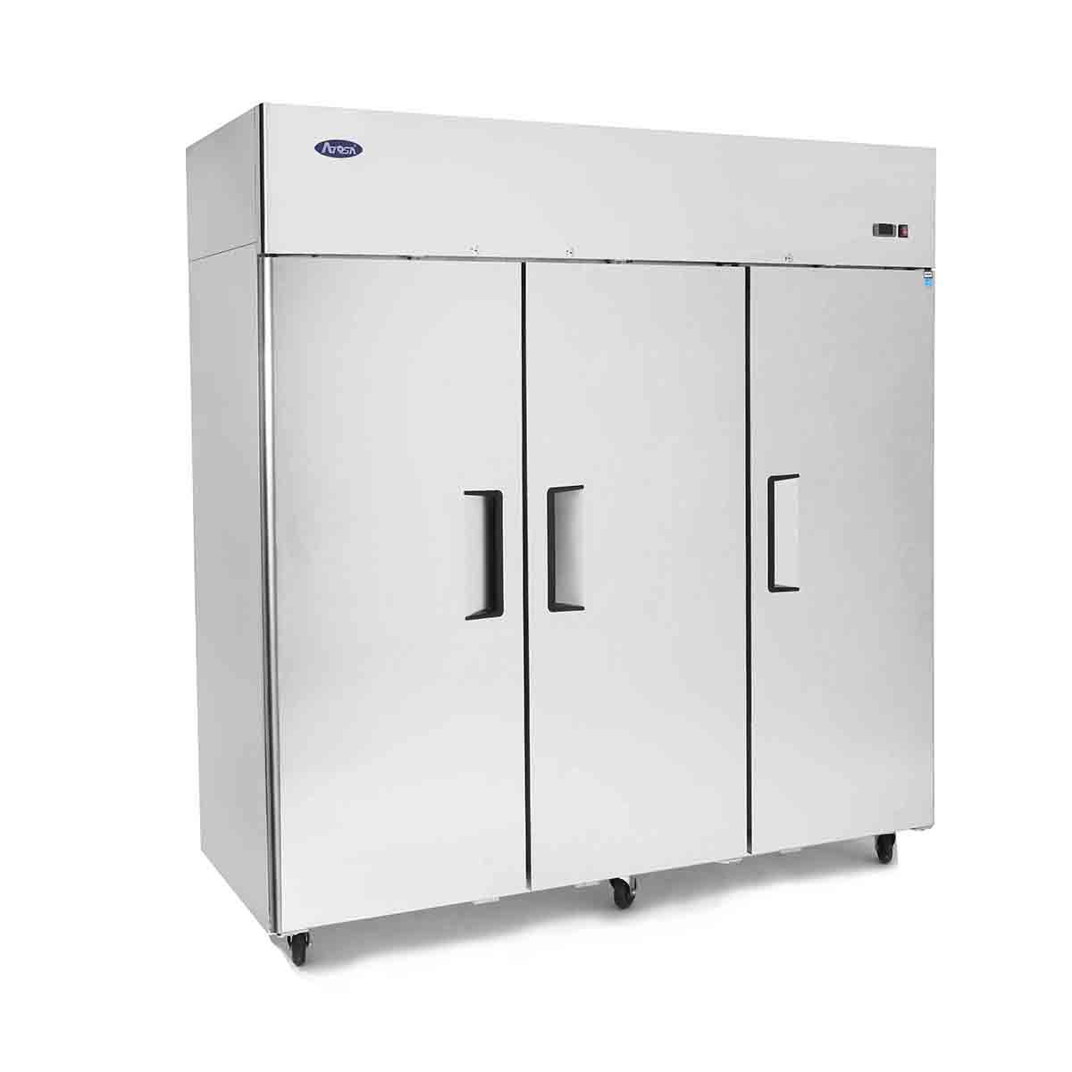 MBF8003 Top Mount (3) Three Door Freezer – Atosa Catering Equipment ...