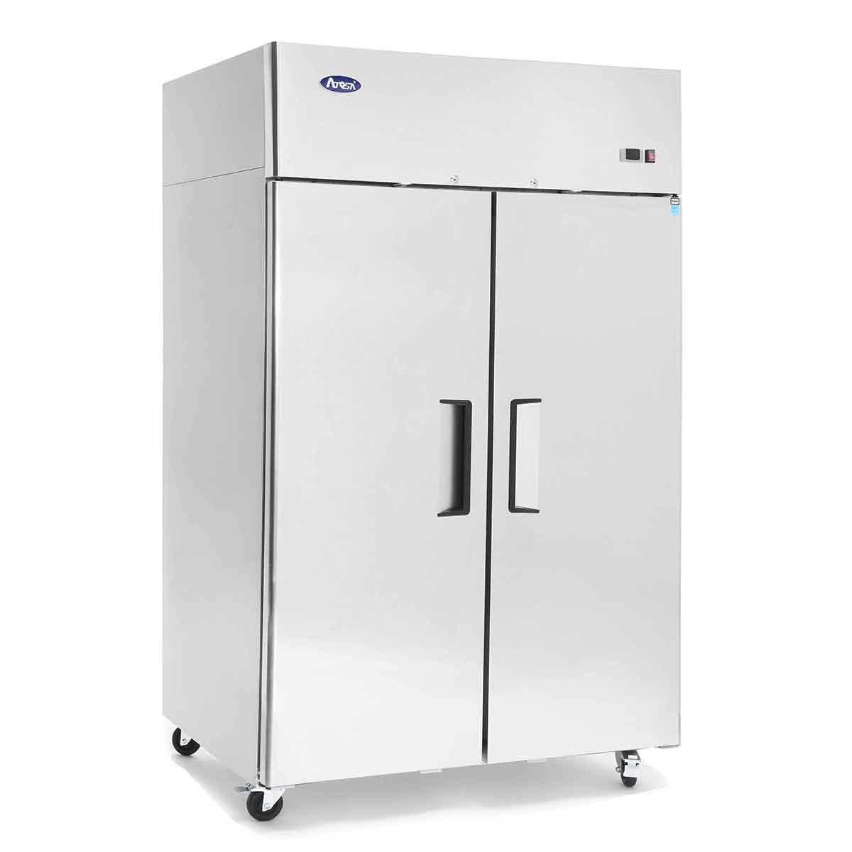 MBF8005 Top Mount (2) Two Door Refrigerator – Atosa Catering ...