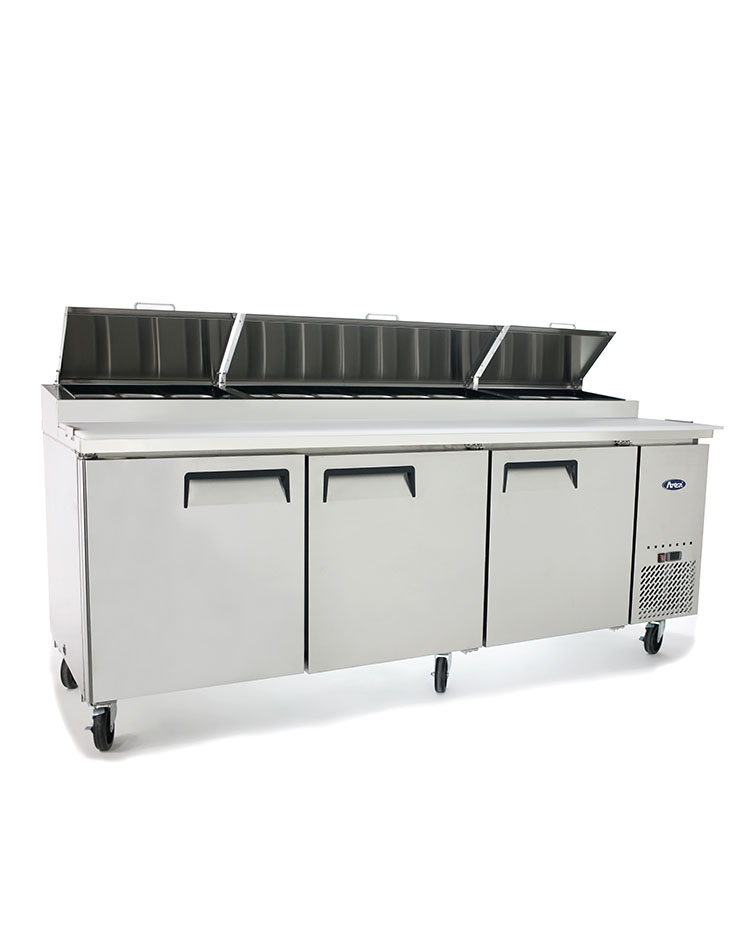 mpf8203 93u2033 pizza prep table