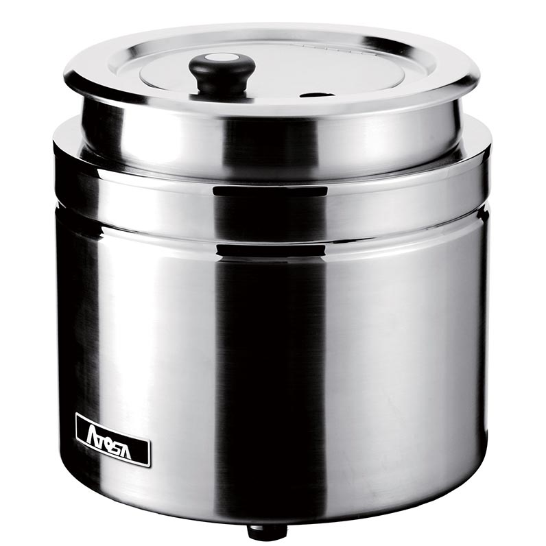 at51388 electric stainless steel soup kettle u2013 atosa catering equipment inc - Atosa