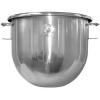 Planetary mixer bowl, floor mixer bowl, mixing bowl, commercial mixer bowl