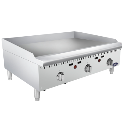 Thermostatically Controlled Griddle, Griddle, Commercial Griddle, Grill, Thermostatic Grill, Commercial Grill