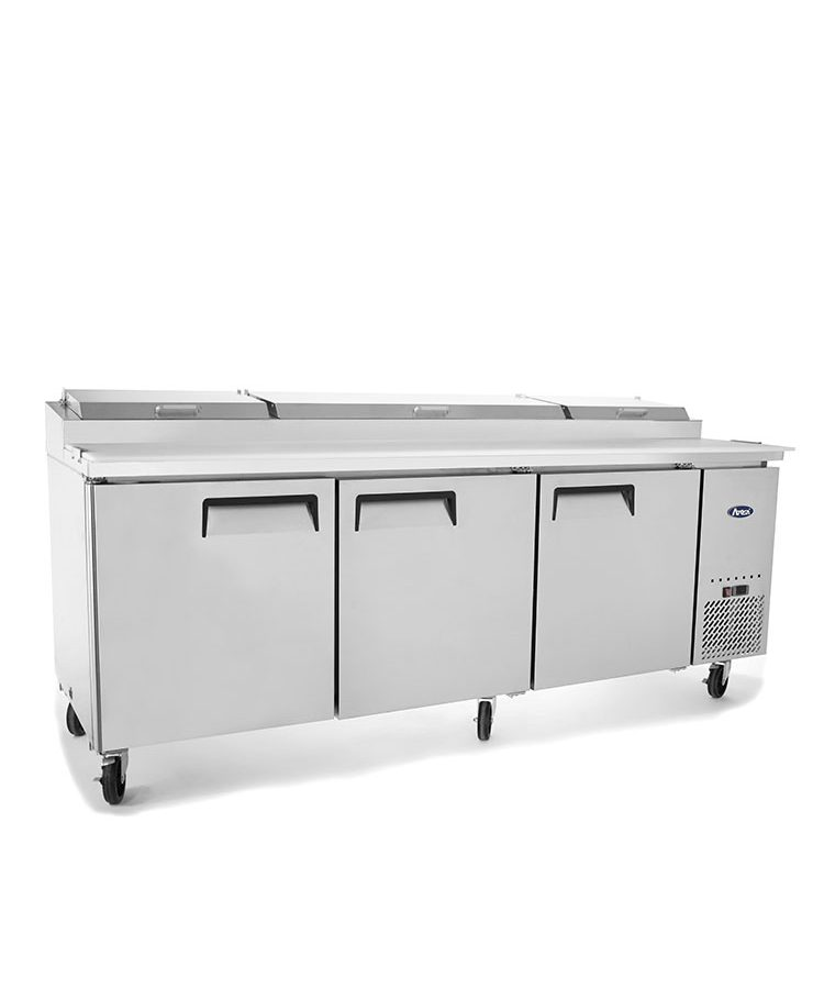 MPF8203 93 Pizza Prep Table Atosa Catering Equipment Inc
