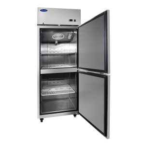 MBF8007GRL - Top Mount Freezer ½ door