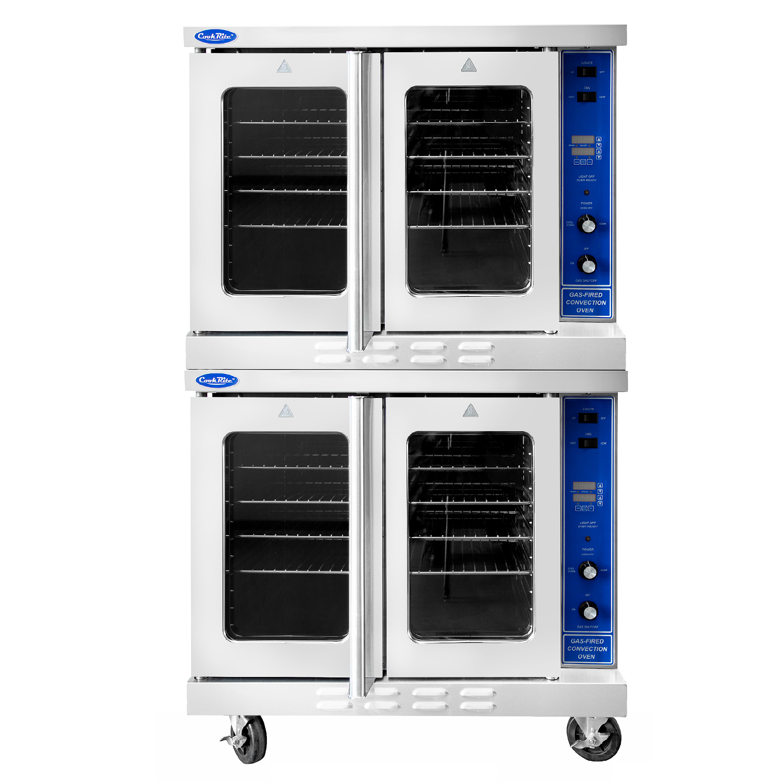 ATCO-513B-2 Gas Convection Ovens (Bakery Depth)